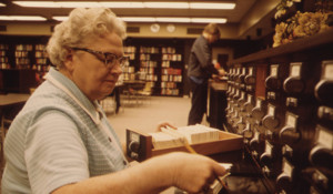 The Value of Libraries