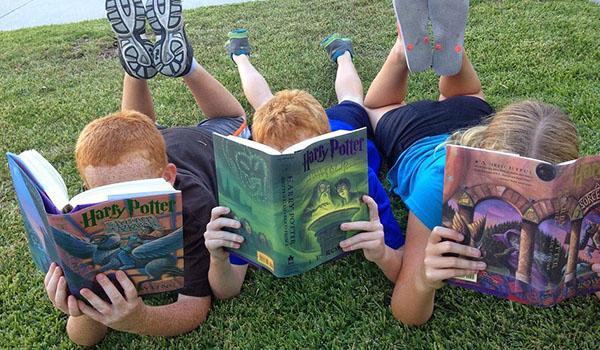 Summer Reading Momentum