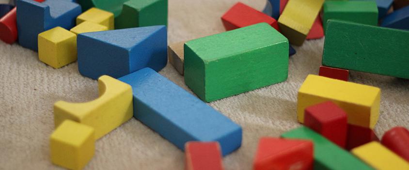 Building Vocabulary Building Blocks
