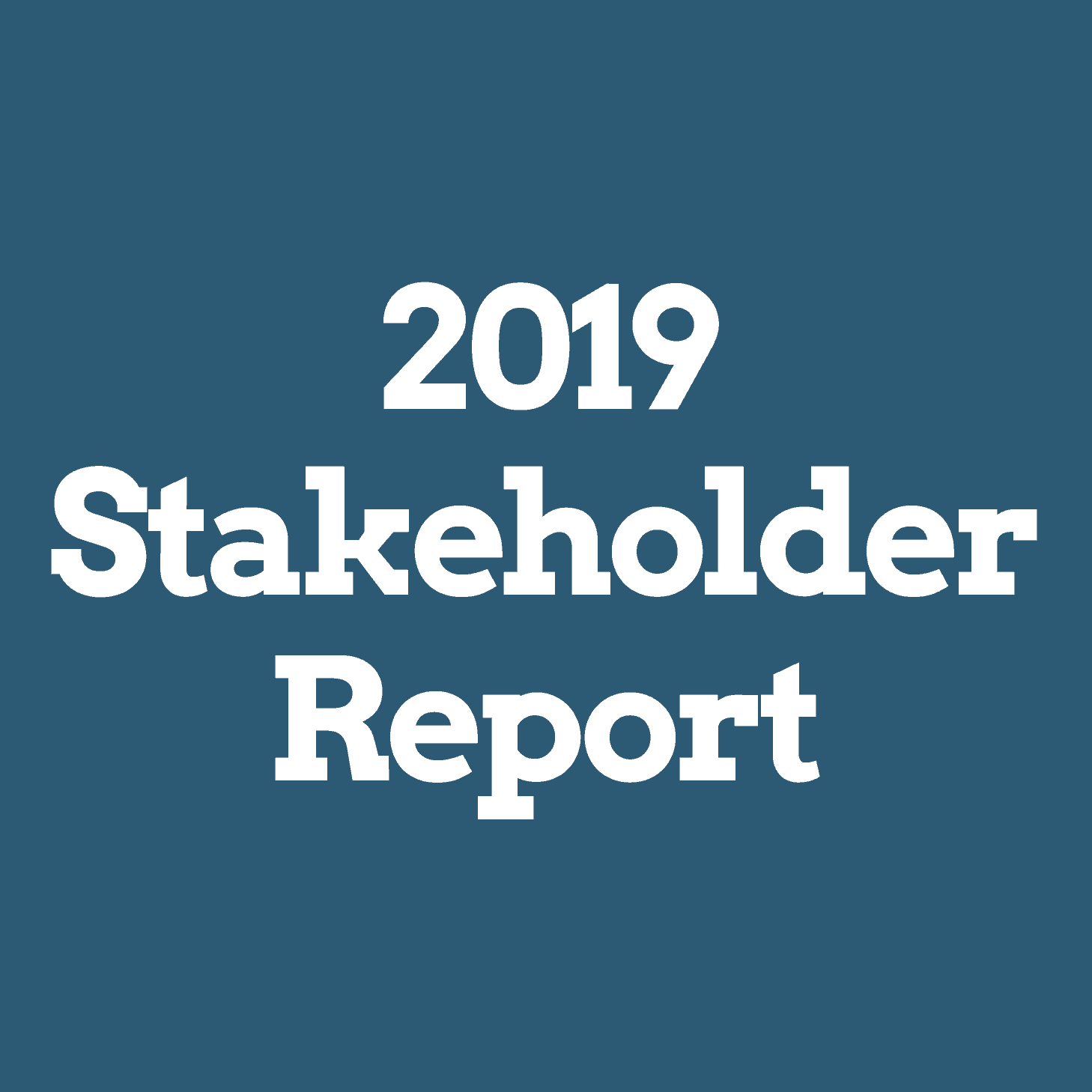 2109 Stakeholder Report Icon