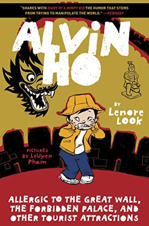 Alvin Ho: Allergic to the Great Wall, Forbidden Palace, and other Tourist Attractions